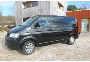 Photo: Sells Truck and utility VOLKSWAGEN - VOLKSWAGEN TRANSPORTER FOURGON VITRE CONFORT