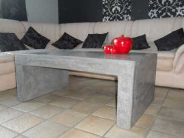 Photo: Sells Long coffee table