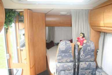 Photo: Sells Camping car / minibus CHALLENGER 202 EDEN 2001 - 202 EDEN