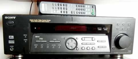 Photo: Sells Amplifier SONY - STR-DE585 - SONY - STR-DE585