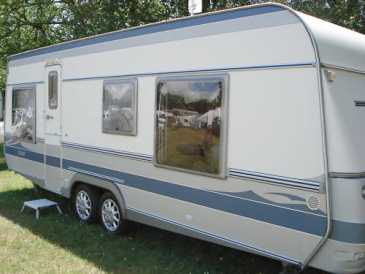 Photo: Gives for free Caravan and trailer FENDT
