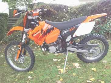 Photo: Sells Motorbike 250 cc - KTM - EXC