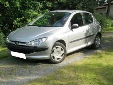 Photo: Sells Grand touring PEUGEOT - 206