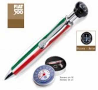 Photo: Sells Collection object PENNA CON PORTACHIAVE - FIAT