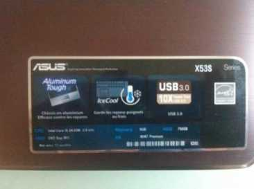 Photo: Sells Office computer ASUS - ASUS X53