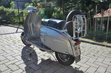 Photo: Sells Motorbike 150 cc - INNOCENTI LAMBRETTA