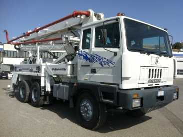 Photo: Sells Truck and utility ASTRA BM 64 26  6X4 - ASTRA BM 64 26  6X4