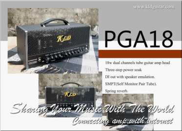 Photo: Sells 3 Guitars KLDGUITAR - PGA 18H