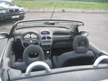 Photo: Sells Convertible PEUGEOT - 206