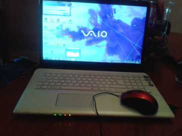 Photo: Sells Laptop computer SONY - VAIO VGN-A117S