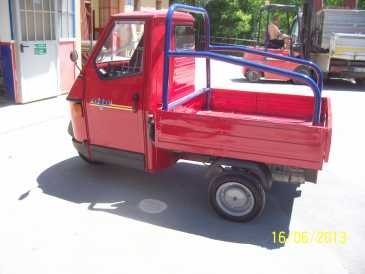 Photo: Sells Truck and utility PIAGGIO - APE 50