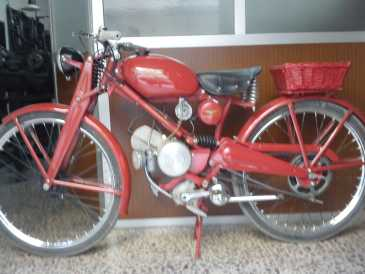 Photo: Sells Motorbike 50 cc - MOTO-GUZZI - GUZZI 65-49