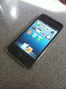 Photo: Sells Cell phone IPHONE - IPHONE 4 16GB