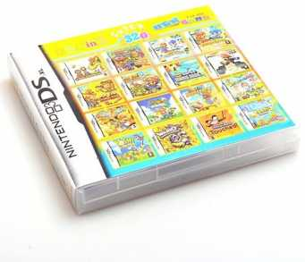Photo: Sells Video game NINTENDO - NINTENDO DS - LOT DE 335 JEUX POUR NINTENDO DS / DS LITE / DSI..