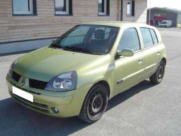 Photo: Sells Station-wagon RENAULT - Clio