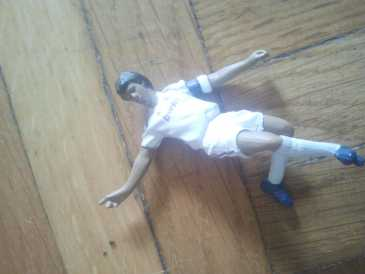 Photo: Sells Toy and model REAL MADRID - RAUL GONZALEZ BLANCO