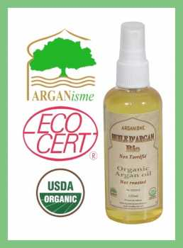 Photo: Sells Clothing and jewel Women - ARGANISME - PURE ARGAN OIL