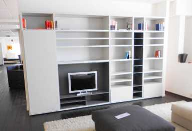 Photo: Sells Book shelves POLIFORM - WALL SYSTEM