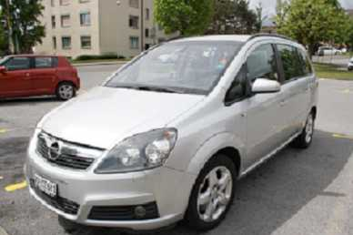 Photo: Sells Station-wagon OPEL - ZAFIRA