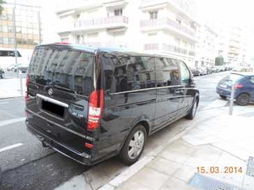 Photo: Sells SUV MERCEDES - MERCEDES VIANO