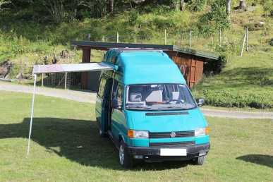 Photo: Sells Camping car / minibus VOLKSWAGEN - KARMANN KARUSO