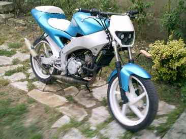Photo: Sells Motor bike APRILIA - APRILIA