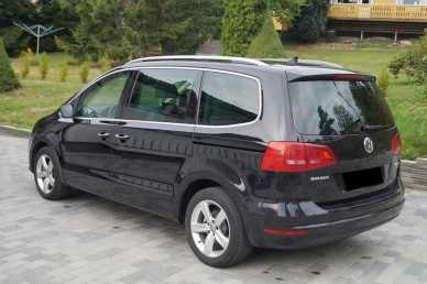 Photo: Sells SUV VOLKSWAGEN - Sharan