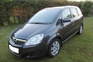 Photo: Sells SUV OPEL - ZAFIRA