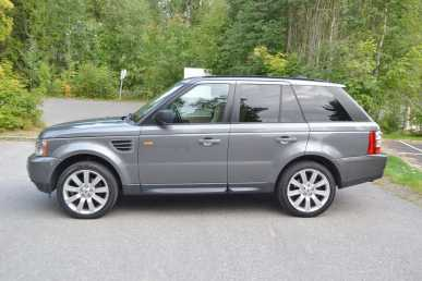 Photo: Sells FWD car LAND ROVER - Range Rover