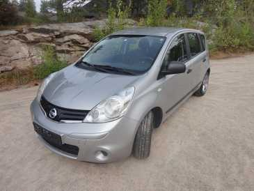 Photo: Sells SUV NISSAN - NOTE