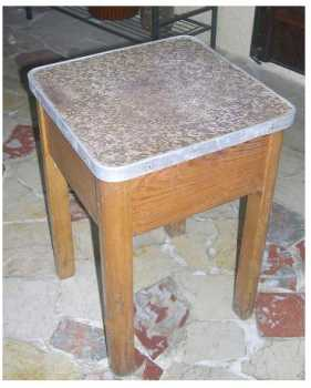 Photo: Sells Stool