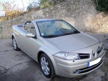 Photo: Sells Convertible RENAULT - Megane II