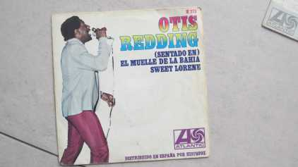 Photo: Sells Vinyl 45 rpm Pop, rock, folk - OTIS REDDING