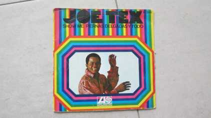 Photo: Sells Vinyl 45 rpm Pop, rock, folk - JOE TEX