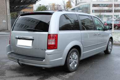 Photo: Sells SUV CHRYSLER - Grand Voyager