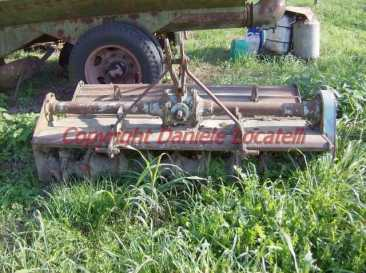 Photo: Sells Agricultural vehicle MALETTI - FRESA