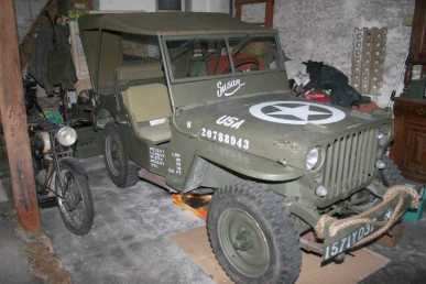 Photo: Sells FWD car JEEP - HOTCHKISS