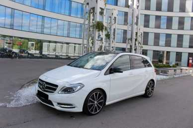 Photo: Sells SUV MERCEDES - CLASSE B II 180 CDI SPORT 7G-DCT