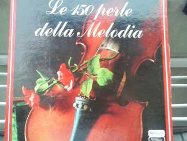 Photo: Sells Vinyl album 33 rpm Classical, lyric, opera - LE150 PERLE DELLA MELODIA