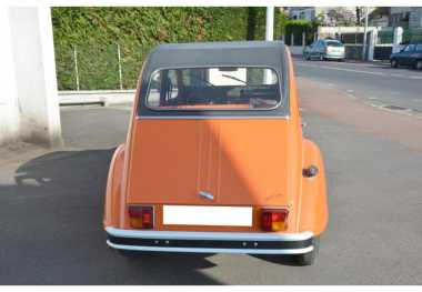 Photo: Sells Grand touring CITROEN - 2CV