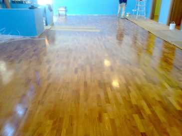 Photo: Sells Do-it-yourself and tool AFRICAN WOOD FLOORING - PARQUET LEGNO MASSELLO DOUSSIE 450