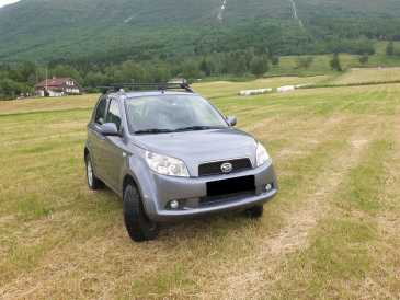 Photo: Sells FWD car DAIHATSU - Terios