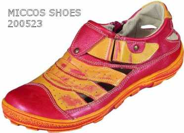 Photo: Sells Shoes Women - MICCOS SHOES - HALBSCHUHE