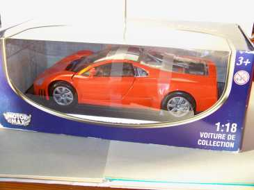 Photo: Sells Collection object MODELE REDUIT AU 1/18E - MOTORMAX - VOLKSWAGEN NARDO W12 SHOW CAR