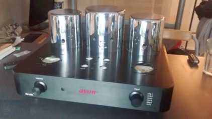 Photo: Sells Amplifier AMPLIFICATEUR A TUBES AYON SPARK 3 NOIR TBE 2014 - AYON SPARK 3