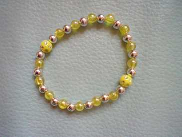 Photo: Sells Bracelet With pearl - Women - ICH SELBER ( HANDGEFERTIGT ) - ARMBAND