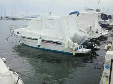 Photo: Sells Boat SAVER - SAVER 650 FISHER