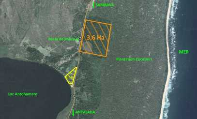 Photo: Sells Land 36,300 m2 (390,730 ft2)