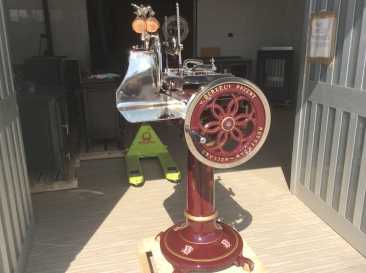 Photo: Sells Work of metal BERKEL L 1906
