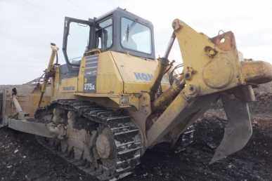 Photo: Sells Machine KOMATSU - D275-5